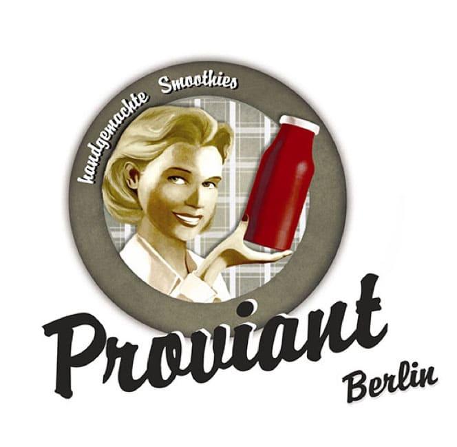 Proviant Fruchtmanufaktur GmbH & Co. KG handgemachte Smoothies, Limo & NaturCola Wolfener Str. 36 12681 Berlin https://www.proviant.de/